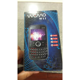 Telefono Wemo W11 Doble Chip