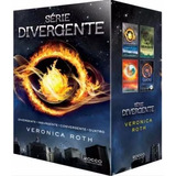 Box Coleção Divergente 4 Volumes - Novo Original Lacrado