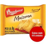 Biscoito Maizena Sache Bauducco 410 Sachês + Brinde