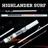 Caña Sumax Highlander 4.2 / 3 Punteras 100/150/200/ - Funda