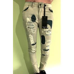 84a7a2337c1 Jeans Boyfriends Mujer Rotos - Ropa y Accesorios Azul claro en ...