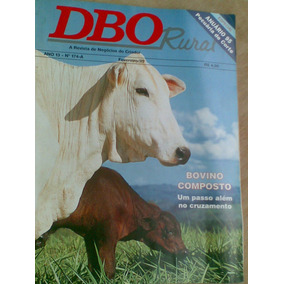 Revista Dbo Rural - 174-a - Bovino Composto.