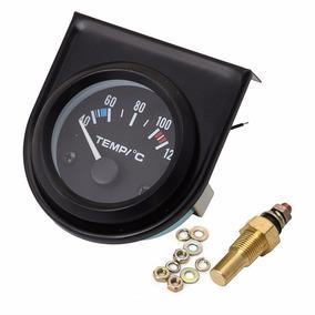 Marcador Temperatura Água 52mm Carro Analogica + Sensor