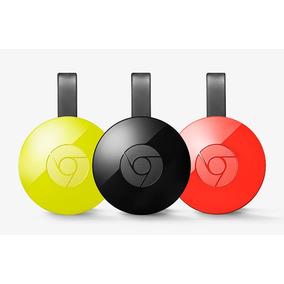 Google Chromecast 2da Generacion Original Smart Tv. Usb