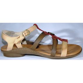 daa368939bd Plantillas Acolchadas Amope - Sandalias de Mujer Rojo en Mercado ...