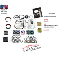 Master Kit Completo Cambio Aut. A500 - Jeep, Dodge, Chrysler