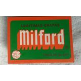 Grapas Milford 80 3/8 Tapicería Para Engrapadora Neumática