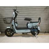 Moto Scooter Eléctrica- Motor De 350 Watts