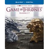 Game Of Thrones Temporadas 1 - 7 Boxset Blu-ray
