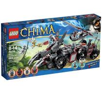 Lego Chima 70009, Novo, Pronta Entrega