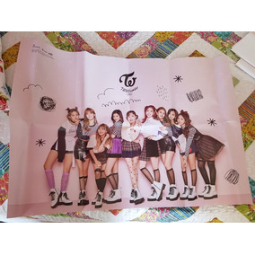 Kpop Poster Oficial Twice