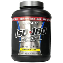 Entrenamiento Dymatize Iso 100 Y La Recuperación Después Su