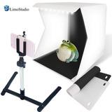 Estudio Fotográfico Kit Portatil Caja De Luz Cubo 20 Cm