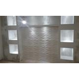 Nicho Para Cama De Drywall Personalizado Com Placa Gesso 3d