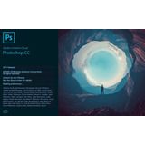 Photoshop Cc 2017 + Ilustrator Cc 2017 + Camera Raw Win/mac