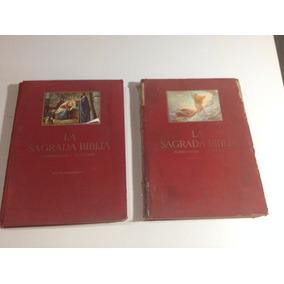Biblia Sagrada Ilustrada Em 2 Volumes- Espanhol
