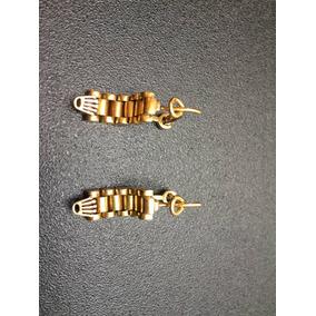 93f0c4dd38ca Aretes Rolex Original - Aretes Oro en Puebla en Mercado Libre México