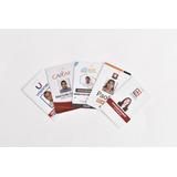 Credencial Pvc,tarjeta Identificacion,identificador, Gafete
