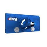 Gabarito Para Furação Dobradiças Caneco 35mm Khi-hinge Kreg