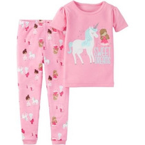 Pijama Blusa Pantalón Carters Talla 5 Envio Gratis