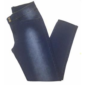 Calça Jeans Feminina Ponta De Estoque 44 Ref 1499