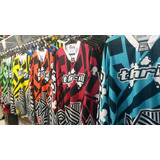 Jersey Thrill Motocross Enduro Atv Linea 2012 Qpg Team