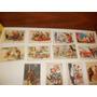 Lote De 12 Postales Antiguas Comicas Argentinas