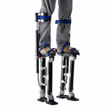 Zancos De Aluminio Durlock Knauf Robot Led