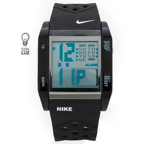 Reloj Nike Con Luz Alarma Y Cronometro