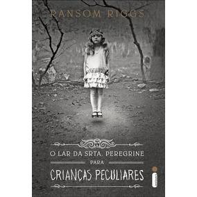O Lar Da Srta. Peregrine Para Crianças Peculiares