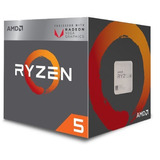 Procesador Amd Ryzen 5 2400g Socket Am4