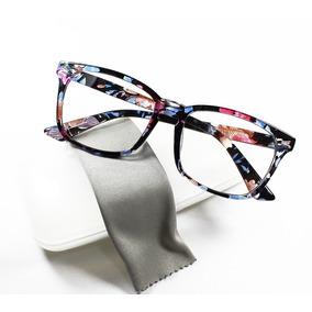 5603a5c095b79 Oculos Floral Sem Grau De Outras Marcas - Óculos no Mercado Livre Brasil