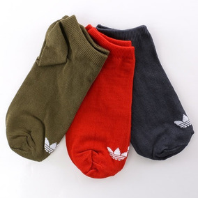 Zoquetes adidas Trefoil Liner Pack X3 Unidades On Sports
