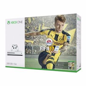 Console Xbox One S 500gb Bundle Fifa 17 Curitiba