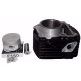 Kit Cilindro Yamaha Fz16 Piston Pern. Y Aro. Grosso Motos