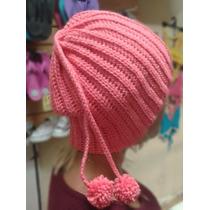 Gorro Y Cuello Tejido Crochet Dos Usos Para Todas Las Edades