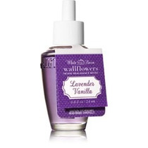 Bath And Body Works Refil Wallflowers - Lavender & Vanilla