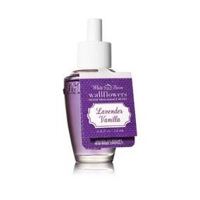 Bath And Body Works Refil Wallflowers - Lavender & Vanilla