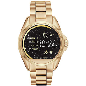 e92444b7f15a5 Relogio Michael Kors Digital De Luxo - Relógio Feminino em Realeza ...