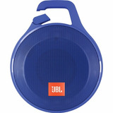 Jbl Clip+ Plus Parlante Bluetooth Portátil - Azul