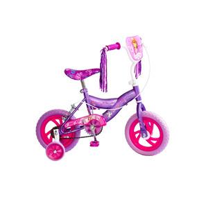 Bicicleta Princesa Sofía Rodado 12 Original Disney