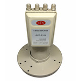 Lnbf Banda C Estendida Quadruplo Gcn 3,4-4,2 Ghz