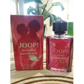 Perfume Joop Electric Heat Para Caballeros, Original