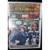 Dvd Caramuru A Invenção Do Brasil / Original / Selton Mello