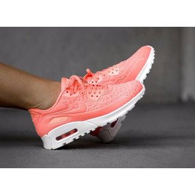 Nike Air Max 90 Ultra Plush Pink - Mujer