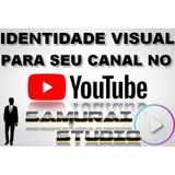 Kit De Edições - Vinheta + Logo