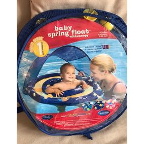 Flotador Para Bebés Con Techo Swimways