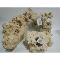 Rochas Para Aquários Marinho Ou Ciclideo Africano - 5 Kg