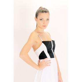 Vestido De Noche/cocktail, Moderno, Elegante,temporada 2017!