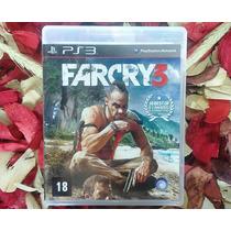 Far Cry 3 - Mídia Física - Legendado Em Português Br - Ps3